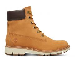 Timberland Womens Lucia Way 6 Inch Boot Wheat