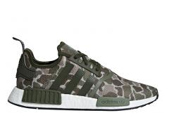 Adidas NMD_R1 Sesame / Trace Cargo / Base Green
