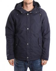 Makia Lined Raglan Jacket Navy