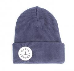 Makia Trade Beanie Navy