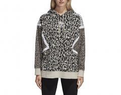 Adidas Womens Leoflage Hoodie