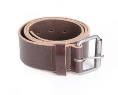 Finna Leather Belt 473 Brown