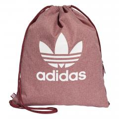 Adidas Gym Sack Collegiate Burgundy / White