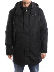 Makia Fishtail Parka Black