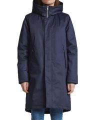 Makia Womens Halla Parka Navy