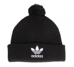Adidas PomPom Beanie Black