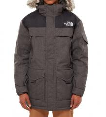 The North Face McMurdo 2 Parka TNF Dark Grey Heather / TNF Black