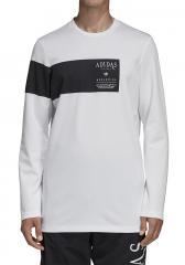 Adidas Planetoid Sweatshirt White