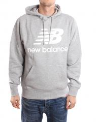 New Balance Essentials Pullover Hoodie Athletic Grey