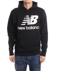 New Balance Essentials Pullover Hoodie Black