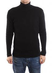 Gabba Ford Rollneck Knit Black