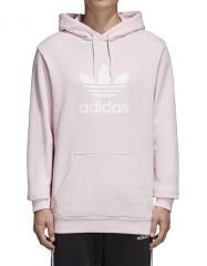 Adidas Originals Trefoil Hoodie Clear Pink