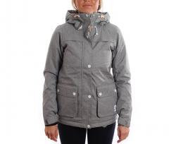 Wear Colour Womens Ida Jacket Grey Melange