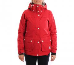 Wear Colour Womens Ida Jacket Falu Red