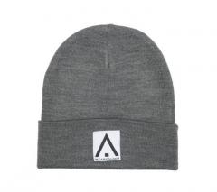 Wear Colour Puppet Beanie Grey Melange