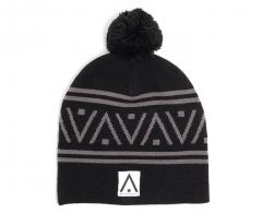 Wear Colour Knit Beanie Black