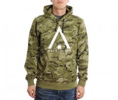 Wear Colour Wear Hoodie Forest