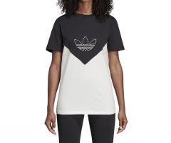Adidas Womens CLRDO Tee Black