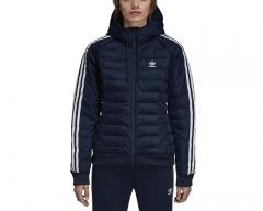 Adidas Womens Slim Jacket Collegiate Navy
