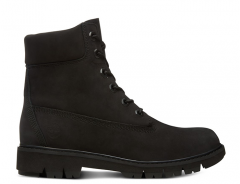 Timberland Womens Lucia Way 6 Inch Boot Black