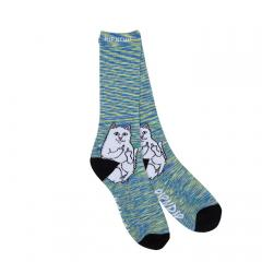 RIPNDIP Lord Nermal Socks Space Dye