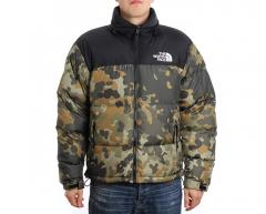 The North Face 1996 Seasonal Nuptse Jacket New Taupe Green