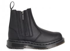 Dr. Martens 2976 Alyson Zip DM's Wintergrip Black Snowplow WP