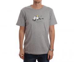 Makia X Moomin Friends Tee Grey