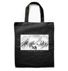 Makia X Moomin Journey Tote Bag Black