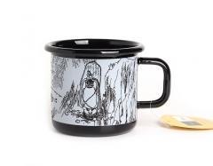 Makia X Moomin Troll Mug Black
