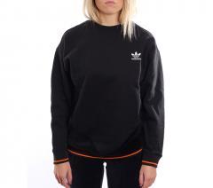 Adidas Womens CLRDO Sweater Black