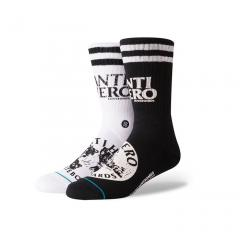 Stance Antihero Socks Black