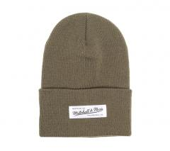 Mitchell & Ness Nostalgia Cuff Beanie Hiking Green