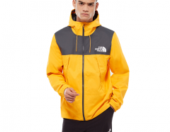 The North Face 1990 Mountain Quest Jacket Zinnia Orange