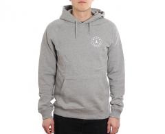 Makia Astern Backprint Hoodie Grey