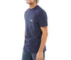 Vans Retro Tall Type Tee Dress Blues