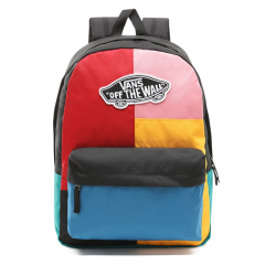Vans Realm Backpack Patchwork