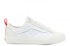 Vans Leila Hurst Style 36 Decon SF White / Checkerboard