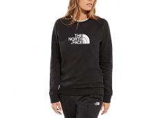 The North Face Womens Redbox L/S TNF Black