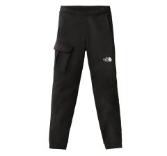 The North Face Youth Drew Peak PO Pant TNF Black / TNF Black