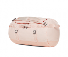 The North Face Base Camp Duffel Small Pink Salt