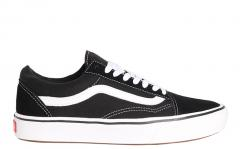 Vans ComfyCush Old Skool Black / True White