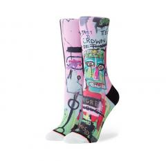 Stance Womens In Italian Socks Blue