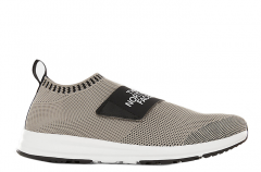 The North Face Cadman Moc Knit Shoe Silt Grey / TNF Black