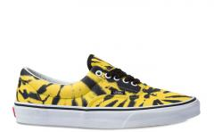 Vans Tie Dye Era Blazing Yellow / True White