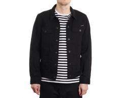 Volcom Weaver Denim Jacket Black