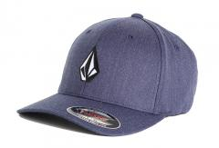Volcom Full Stone XFit Cap Navy Heather