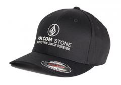 Volcom Super Clean Cap Black