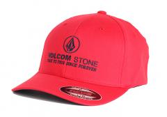 Volcom Super Clean Cap Red