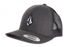 Volcom Full Stone Cheese Cap Charcoal